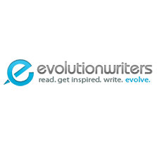 EvolutionWriters logo