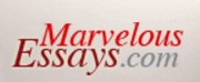 MarvelousEssays logo
